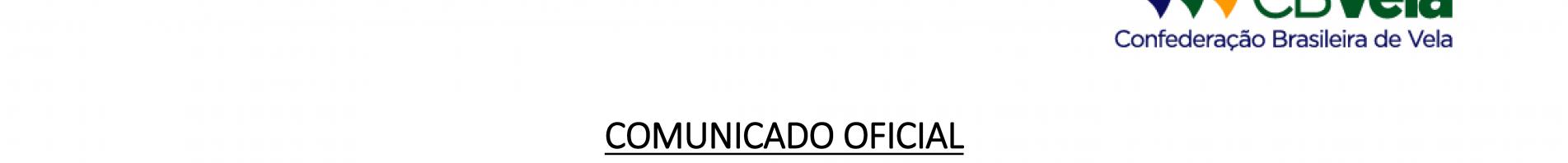 COMUNICADO OFICIAL_19 03 2020_ProibicaoTreinamento_imgdestaq